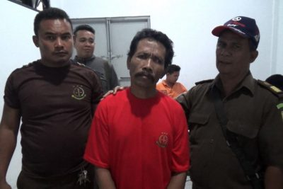 Ismail Sembiring Pelawi received a two-year prison sentence for killing and trying to sell a critically endangered Sumatran tiger.